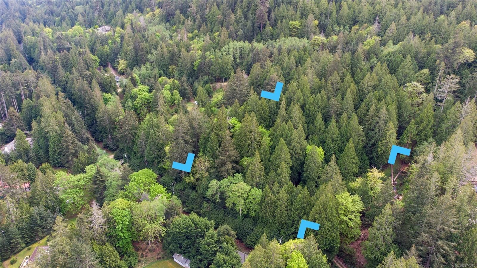 Main Photo: 8817 Canal Rd in : GI Pender Island Land for sale (Gulf Islands)  : MLS®# 874545