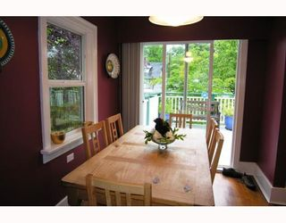 Photo 4: 3859 TRIUMPH Street in Burnaby: Vancouver Heights House for sale (Burnaby North)  : MLS®# V775545