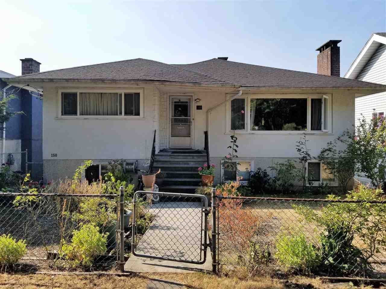 Main Photo: 148 E 64TH Avenue in Vancouver: South Vancouver House for sale (Vancouver East)  : MLS®# R2294635