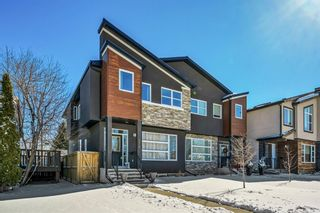 Main Photo: 3516 1 Street NW in Calgary: Highland Park Semi Detached for sale : MLS®# A1055908