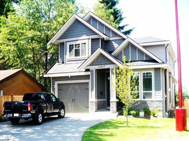 Main Photo: 11417 83A AV in Delta: Scottsdale House for sale (N. Delta)  : MLS®# F1316501