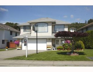 Photo 1: 1378 EL CAMINO Drive in Coquitlam: Hockaday Home for sale ()  : MLS®# V773241