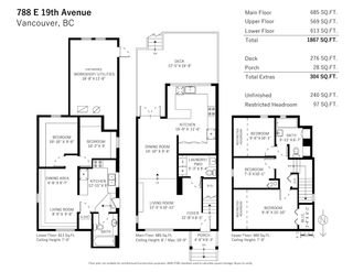 Photo 27: 788 E 19TH Avenue in Vancouver: Fraser VE House for sale (Vancouver East)  : MLS®# R2477729