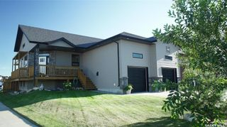 Photo 1: 519 Trimble Crescent in Saskatoon: Willowgrove Residential for sale : MLS®# SK841010