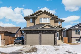 Photo 1: 342 Atton Crescent in Saskatoon: Evergreen Residential for sale : MLS®# SK848611