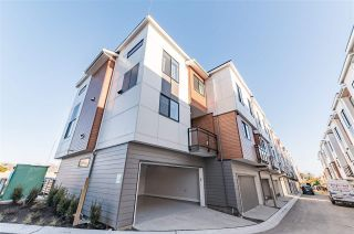 """Photo 2: 29 1639 162 Street in Surrey: King George Corridor Townhouse for sale in """"Horizon"""" (South Surrey White Rock)  : MLS®# R2591776"""