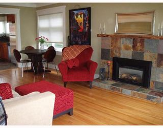 Photo 3: 3548 W 7TH Avenue in Vancouver: Kitsilano House for sale (Vancouver West)  : MLS®# V700644
