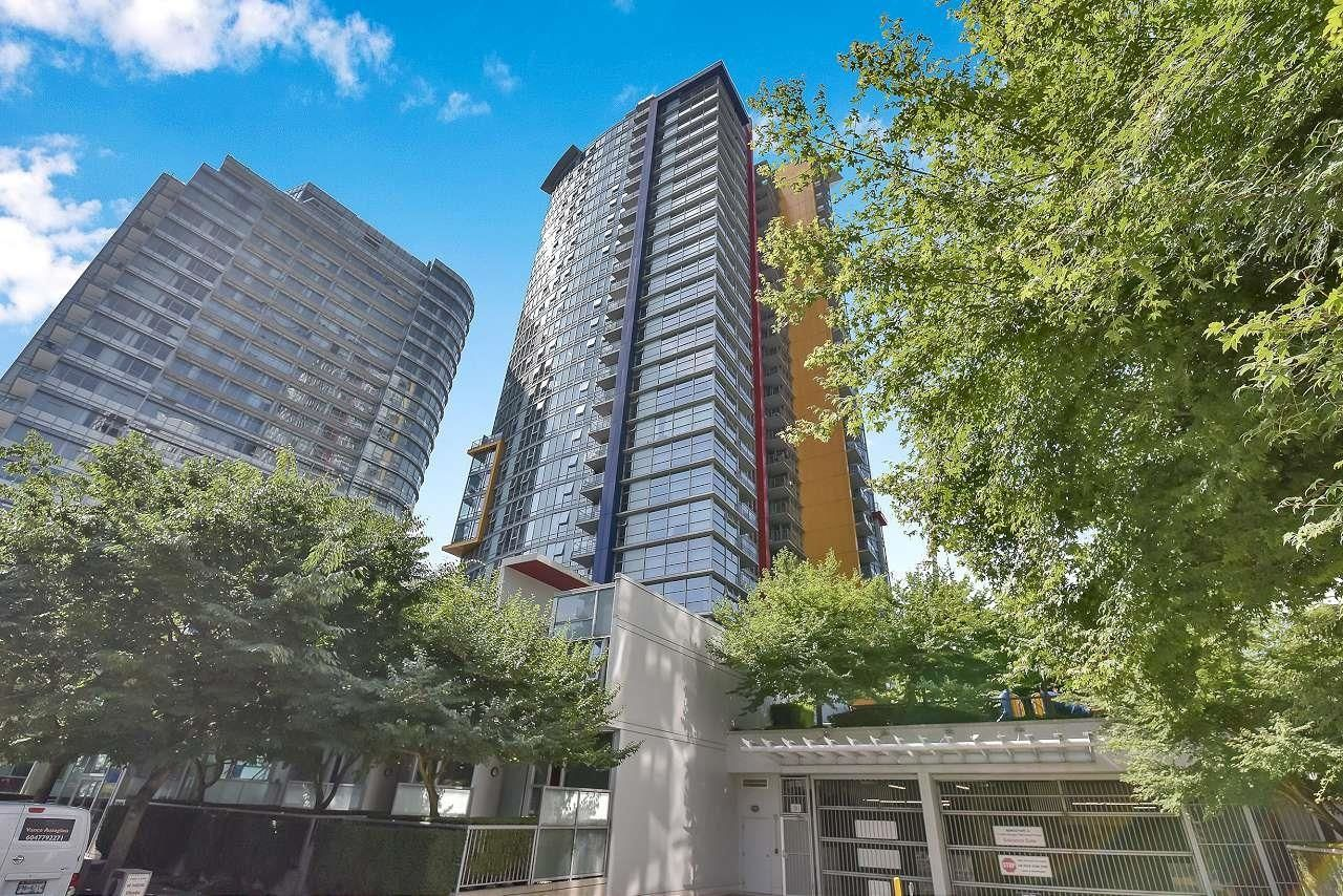 Main Photo: 2706 111 W GEORGIA Street in Vancouver: Downtown VW Condo for sale (Vancouver West)  : MLS®# R2619600