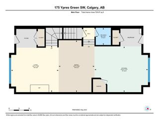 Photo 38: 175 Ypres Green SW in Calgary: Garrison Woods Row/Townhouse for sale : MLS®# A1103647