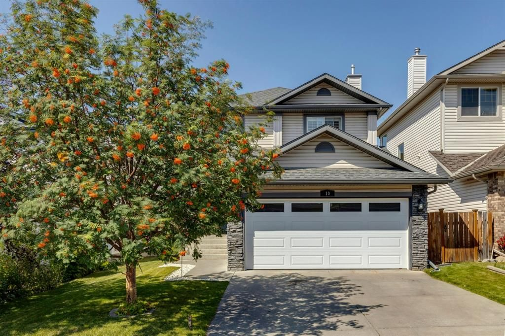 Main Photo: 10 Tuscany Meadows Common NW in Calgary: Tuscany Detached for sale : MLS®# A1139615