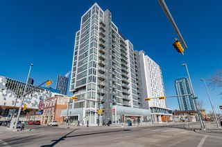 Main Photo: 305 450 8 Avenue SE in Calgary: Downtown East Village Apartment for sale : MLS®# A1081593