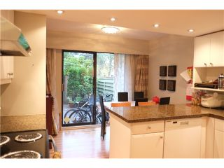 """Photo 3: 2238 MCBAIN Avenue in Vancouver: Quilchena Townhouse  in """"ARBUTUS VILLAGE"""" (Vancouver West)  : MLS®# V1091234"""