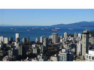 """Photo 1: 4701 1128 W GEORGIA Street in Vancouver: West End VW Condo for sale in """"SHANGRI LA PRIVATE ESTATES"""" (Vancouver West)  : MLS®# V824240"""