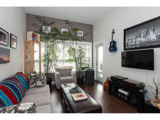 """Photo 4: 416 20219 54A Avenue in Langley: Langley City Condo for sale in """"SUEDE LIVING"""" : MLS®# R2590437"""