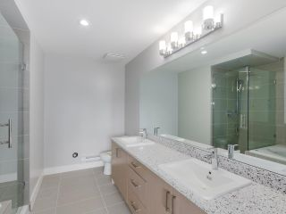 """Photo 15: 401 1405 DAYTON Avenue in Coquitlam: Burke Mountain Townhouse for sale in """"ERICA"""" : MLS®# R2084326"""