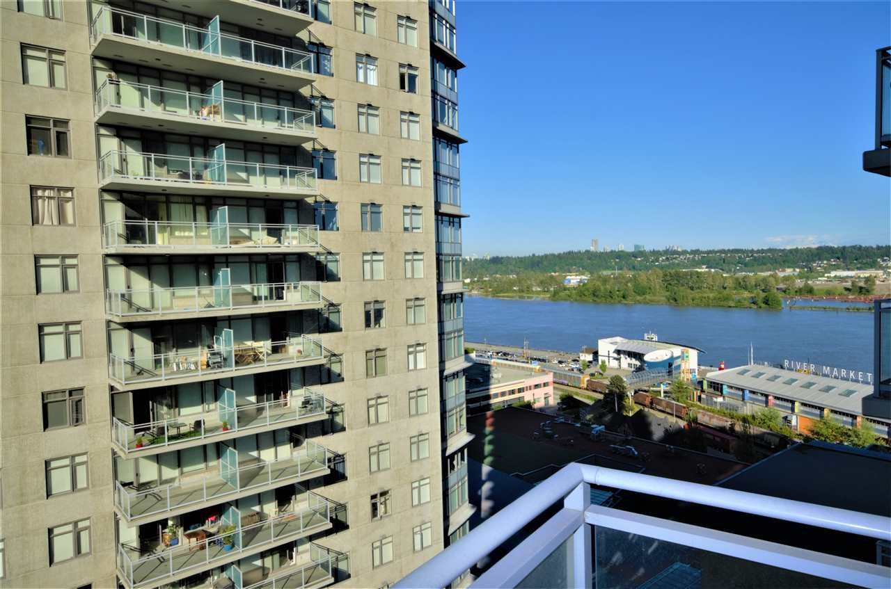Main Photo: 2006 892 CARNARVON STREET in New Westminster: Downtown NW Condo for sale : MLS®# R2169882