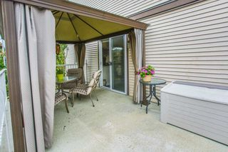 """Photo 19: 28 2352 PITT RIVER Road in Port Coquitlam: Mary Hill Townhouse for sale in """"SHAUGHNESSY ESTATES"""" : MLS®# R2098696"""