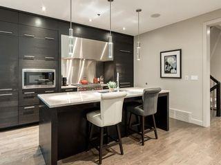 Photo 15: 408 Aspen Meadows Hill SW in Calgary: Aspen Woods Row/Townhouse for sale : MLS®# A1143107
