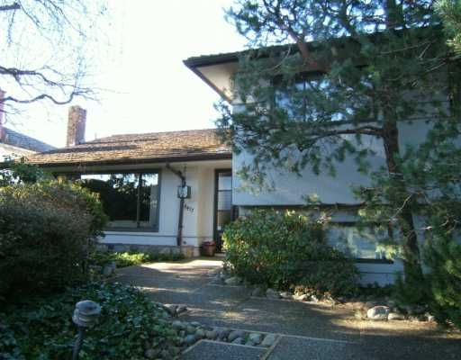 """Main Photo: 4417 BRAKENRIDGE ST in Vancouver: Quilchena House for sale in """"QUILCHENA"""" (Vancouver West)  : MLS®# V576116"""