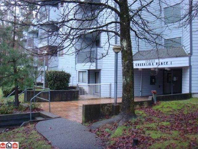 """Main Photo: 311 10530 154TH Street in Surrey: Guildford Condo for sale in """"Creekside Place"""" (North Surrey)  : MLS®# F1101914"""