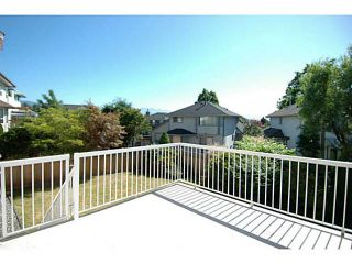 """Photo 9: 1218 CONFEDERATION Drive in Port Coquitlam: Citadel PQ House for sale in """"CITADEL HEIGHTS"""" : MLS®# V1127729"""