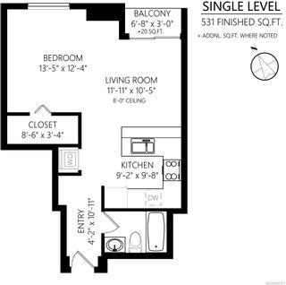 Photo 24: 1109 930 Yates St in : Vi Downtown Condo for sale (Victoria)  : MLS®# 865701
