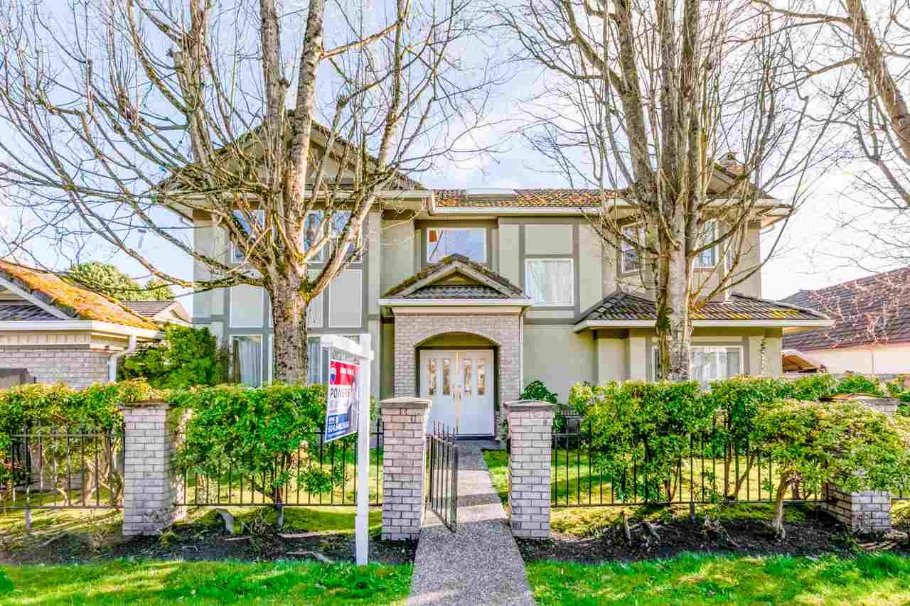 Main Photo: 1 6700 WILLIAMS Road in Richmond: Woodwards Townhouse for sale : MLS®# R2555735