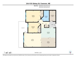 Photo 21: 310 1151 Sidney Street: Canmore Apartment for sale : MLS®# A1132588