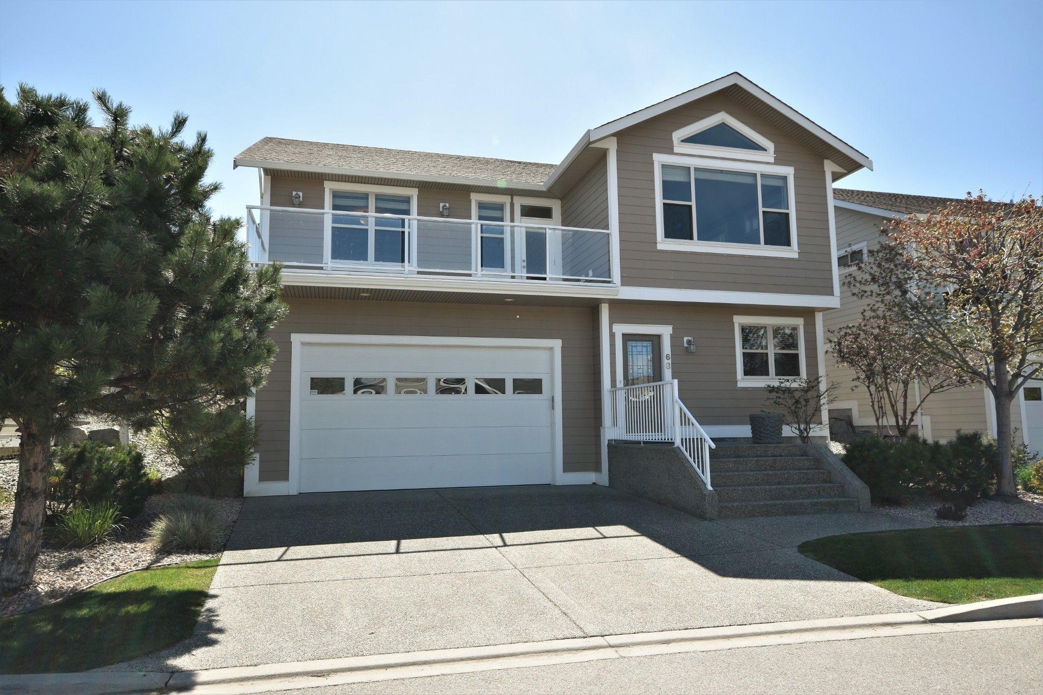 Main Photo: 68 7760 Okanagan Landing Road in Vernon: Okanagan Landing House for sale (North Okanagan)  : MLS®# 10204323