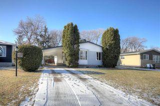 Photo 1: 707 Grierson Avenue in Winnipeg: Fort Richmond Single Family Detached for sale (1K)  : MLS®# 202028093