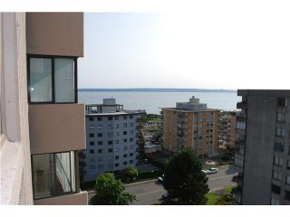 Photo 2: # 1004 555 13TH ST in West Vancouver: Ambleside Condo for sale : MLS®# V966555