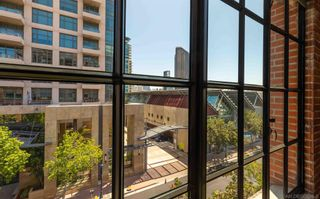 Photo 5: DOWNTOWN Condo for rent : 1 bedrooms : 500 W Harbor Dr #1705 in San Diego