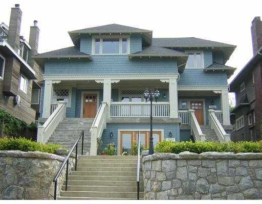 Main Photo: 2560 YORK Avenue in Vancouver: Kitsilano VW Townhouse for sale (Vancouver West)  : MLS®# V589848