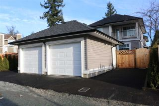 Photo 19: 3183 JERVIS STREET in Port Coquitlam: Central Pt Coquitlam 1/2 Duplex for sale : MLS®# R2023569