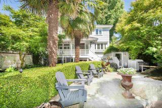 Photo 4: 5611 TRAFALGAR STREET in Vancouver: Kerrisdale House for sale (Vancouver West)  : MLS®# R2284217