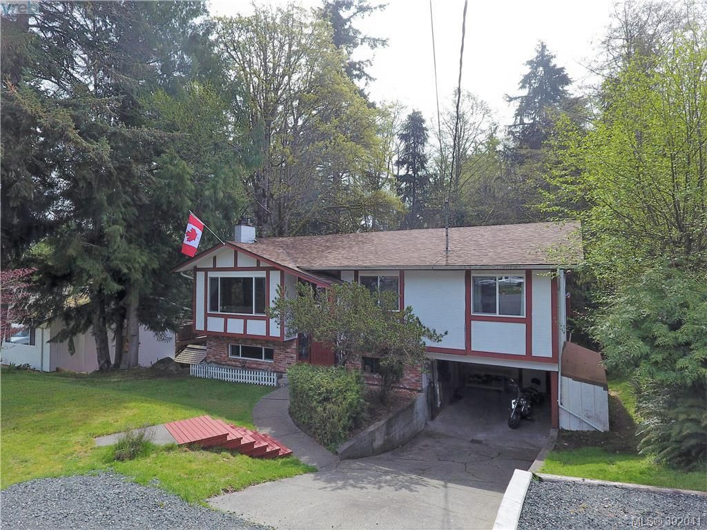 Main Photo: 2391 N French Rd in SOOKE: Sk Broomhill House for sale (Sooke)  : MLS®# 788114
