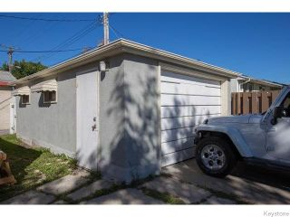 Photo 17: 1115 Nairn Avenue in WINNIPEG: East Kildonan Residential for sale (North East Winnipeg)  : MLS®# 1525516