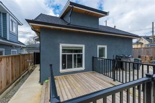 Photo 15: 3436 TANNER STREET in Vancouver: Collingwood VE House for sale (Vancouver East)  : MLS®# R2226818