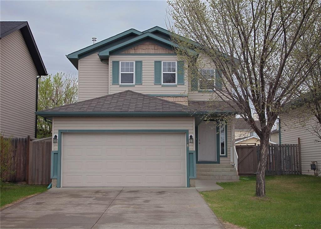 Main Photo: 48 CIMARRON MEADOWS Road: Okotoks House for sale : MLS®# C4174831