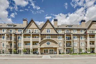 Photo 1: 112 20 MAHOGANY Mews SE in Calgary: Mahogany Apartment for sale : MLS®# C4264088
