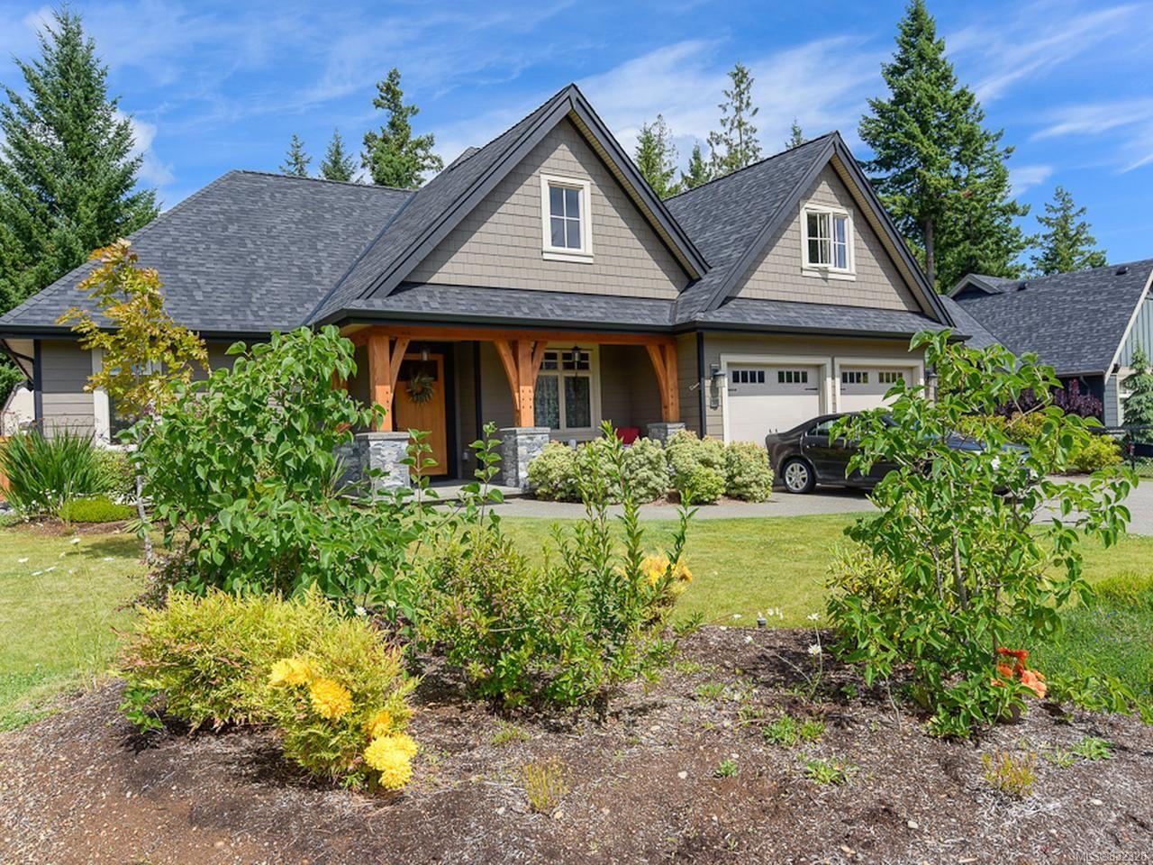 Main Photo: 2898 Cascara Cres in COURTENAY: CV Courtenay East House for sale (Comox Valley)  : MLS®# 832328