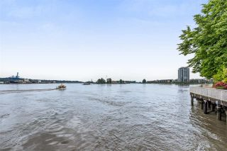 """Photo 21: 1403 188 AGNES Street in New Westminster: Downtown NW Condo for sale in """"THE ELLIOT"""" : MLS®# R2504898"""