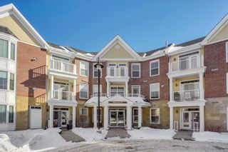 Photo 1: 153 3000 MARDA Link SW in Calgary: Garrison Woods Apartment for sale : MLS®# C4232086