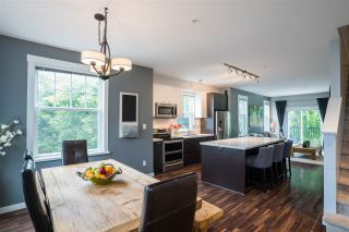 """Photo 10: 131 3010 RIVERBEND Drive in Coquitlam: Coquitlam East Townhouse for sale in """"Westwood by Mosaic"""" : MLS®# R2470459"""