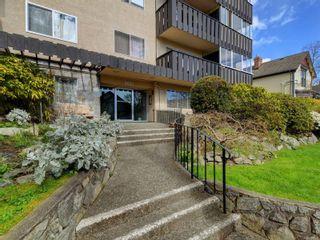 Photo 2: 306 1000 McClure St in : Vi Downtown Condo for sale (Victoria)  : MLS®# 869694