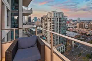 Photo 13: Condo for sale : 2 bedrooms : 550 Front St #1703 in San Diego