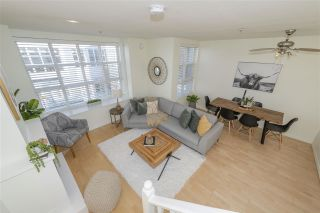 "Photo 3: 203 657 W 7TH Avenue in Vancouver: Fairview VW Townhouse for sale in ""The Ivys"" (Vancouver West)  : MLS®# R2438858"