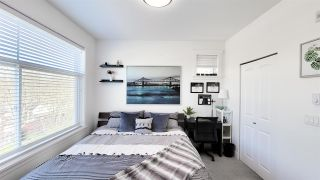 """Photo 1: 404 8183 121A Street in Surrey: Queen Mary Park Surrey Condo for sale in """"Celeste"""" : MLS®# R2580278"""