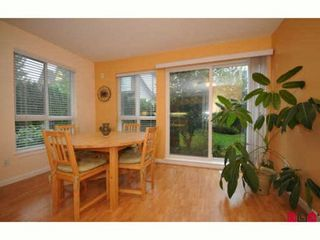 """Photo 3: 60 16388 85TH Avenue in Surrey: Fleetwood Tynehead Townhouse for sale in """"CAMELOT VILLAGE"""" : MLS®# F2922687"""