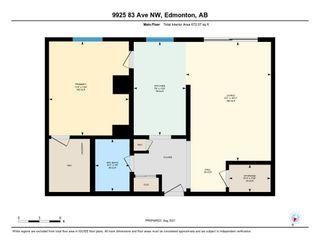 Photo 13: 303 9925 83 Avenue in Edmonton: Zone 15 Condo for sale : MLS®# E4258149